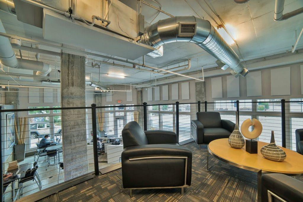 Corporate training space in Gwinnett