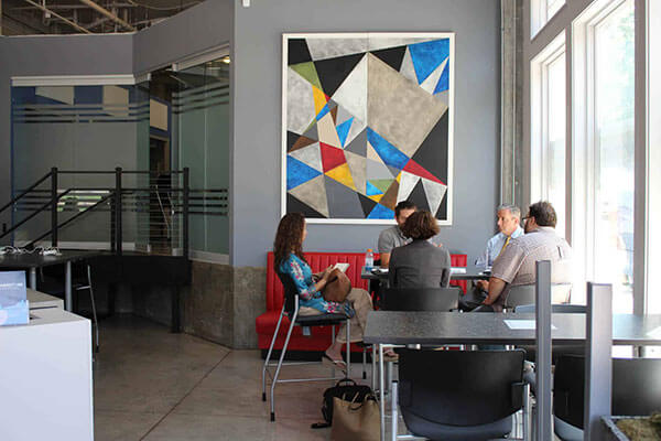 Schedule a tour at our Coworking space